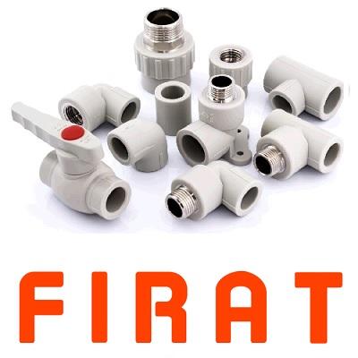 FIRAT трубы и фитинги из PPR