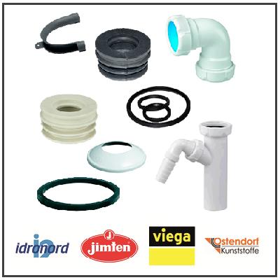 Комплектующие для сантехнического оборудования